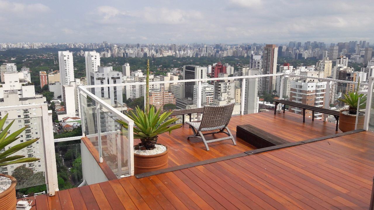 deck de madeira - Costanobre Engenharia